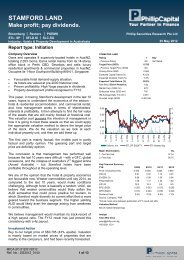 stamford land - Under Construction Home - Phillip Securities Pte Ltd