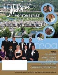 august 2008 - Michigan Optometric Association - American ...