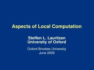 Slides - Oxford Brookes University