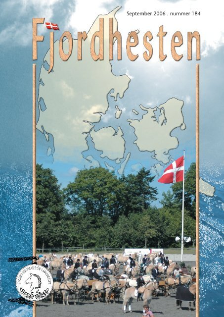 nr. 184 - Fjordhesten Danmark