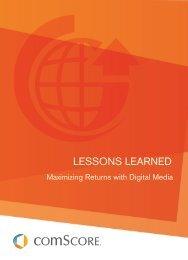 Lessons Learned - Prisa Digital