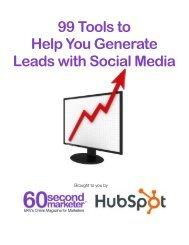 99 Social Media Tools - Prisa Digital
