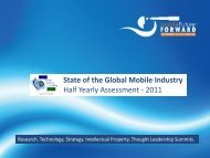 Global Mobile Market Snapshot 2011