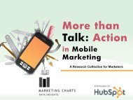 More than talk – Action in Mobile Marketing (PDF - Prisa Digital