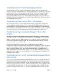 Social networking sites and our lives - Page 4