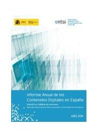 Informe anual de los contenidos digitales en España 2011 - OSIMGA