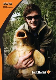DAS PROGRAMM - Chub Fishing