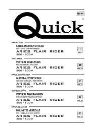 aries flair rider aries flair rider aries flair rider ... - Busse Yachtshop