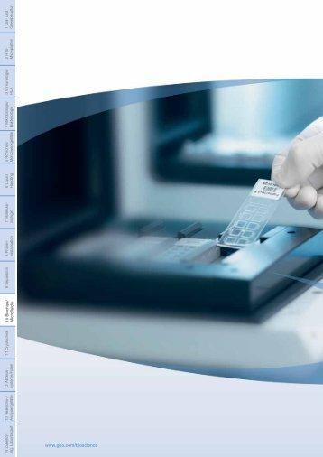 Kapitel 10 Microarrays/Biochips - Greiner Bio One