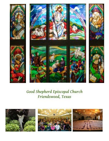 Good Shepherd Episcopal Church Friendswood, Texas