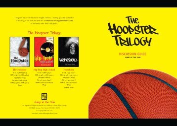 the hoopster chapter summary The hoopster by alan lawrence sitomer plot summary characters conflict you would like this book if.