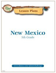 Lesson Plans New Mexico