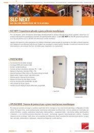 SLC NEXT - Catálogo de Salicru