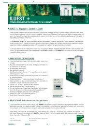 ILUEST + - Catálogo de Salicru