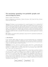 On maximum spanning tree-packable graphs and uncoverings-by ...