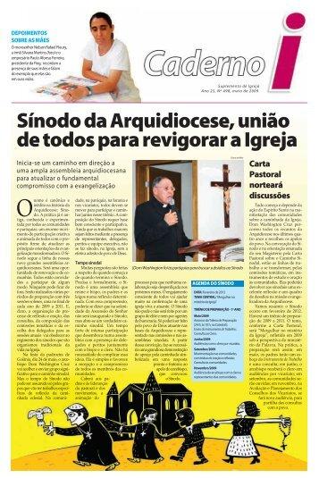 Igreja No - Arquidiocese de Goiânia