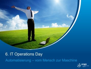 Implementierung - arago - The Automation Experts