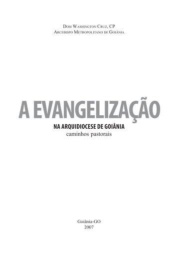 6-A_Evangelizacao_na.. - Arquidiocese de Goiânia