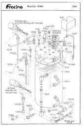 Схема для кофемашины FRACINO model VESUVIUS - Expert-CM