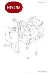 Nivona Apparate GmbH Seite 1 NICR830_NICR850_691 - Expert-CM