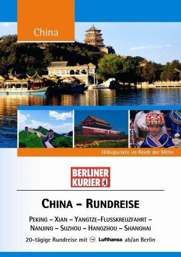 BK_China große RR_Zusatztermine 2011_Folder - Leserreisen