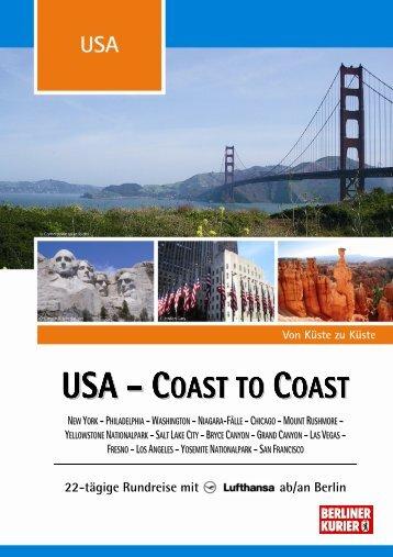 BK_USA - Coast to Coast_2012_Folder _Stand 16.1.12 - Leserreisen