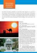 DUBAI – FASZINIERENDE METROPOLE - Leserreisen - Seite 2