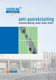 Ivana Anti-panieksluitingen - Van Buuren