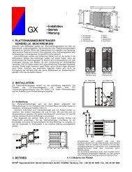 Platten Wärmeübertrager, geschraubt - APTE Apparatetechnik ...