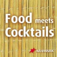 Cocktails! Diese gemixten Köstlichkeiten, die nicht nur ... - Aramark