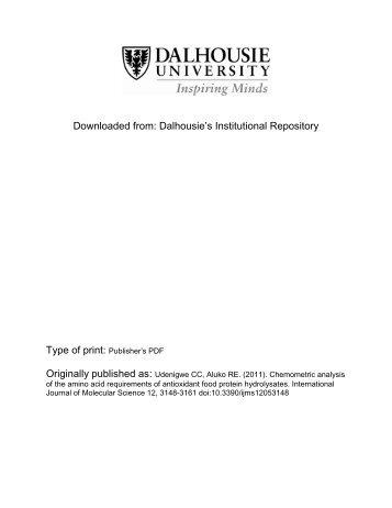 View/Open - Dalhousie Repository