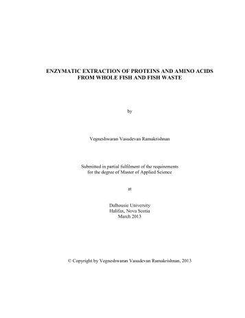 Dalhousie phd thesis