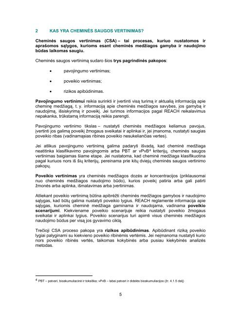 summary of 'guidance on requirements for ... - ECHA - Europa