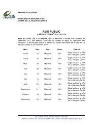 o 10-239-O - MRC de La Jacques-Cartier