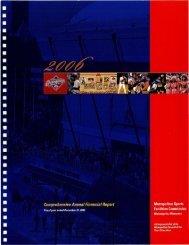 Comprehensive Annual Financial Report - Minnesota State ...