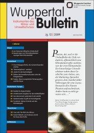 WB_2009.pdf - Wuppertal Institut