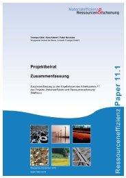 MaRess_AP11_1.pdf - Wuppertal Institut