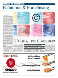 Franchising - Corriere del Mezzogiorno - Corriere della Sera