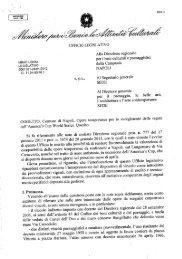 UFFICIO LEGISLATIVO - Corriere del Mezzogiorno