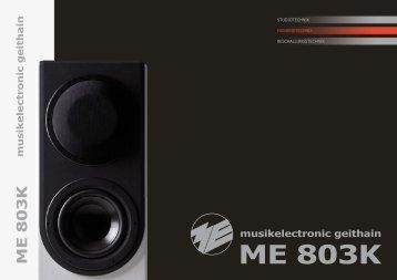 ME 803K - ME Geithain