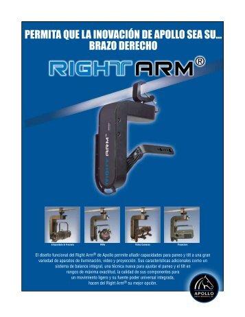 permita que la inovación de apollo sea su… brazo derecho