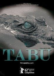 Tabu - FilmsWeLike