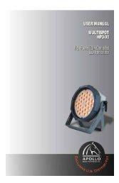Exclusive U.S. Distributor - Apollo Design Technology