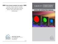 Smart Color Manual - Apollo Design Technology
