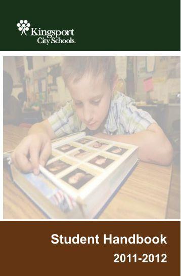 Student Handbook - Dobyns-Bennett High School