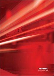 ANNUAL REPORT 2006 - Aramex