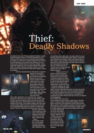 Thief: - Knihy 1