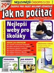Nejlepší weby pro školáky - Knihy 1
