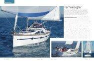 """Juni 2007 Sunbeam 34 """"Für Vielsegler"""" - boot24.ch"""