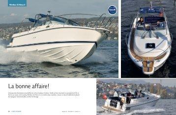 Nimbus 31 Nova S La bonne affaire! - bateau24.ch
